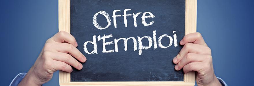 offre d'emploi «valable»